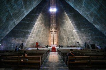 St. Mary's Cathedral Tokyo