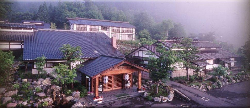 니시유가와 온천- 여관 타이라노 타카후사(平の高房)