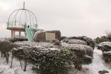 ซารากุระยามะ ณ คิตะคิวชู
