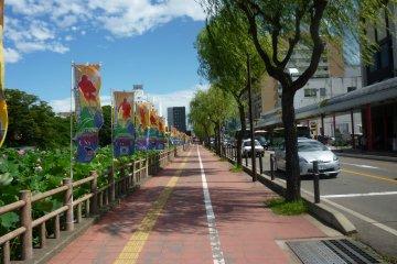 Photographic Views of Akita City