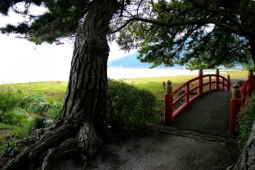 Takashima in Shiga Prefecture