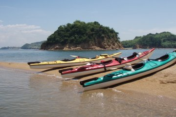 Ushimado Pension and Kayak