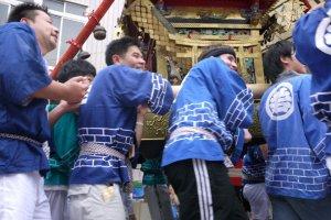 Niimi Samurai Parade