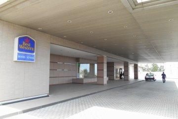 ベストウェスタンホテル仙台