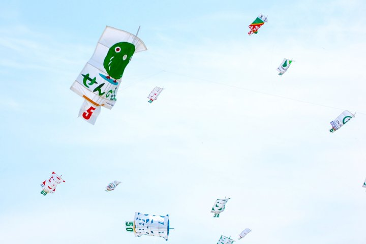 Ikazaki Kite Fighting Festival