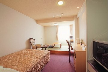 Hotel Pearl City Akita Omachi