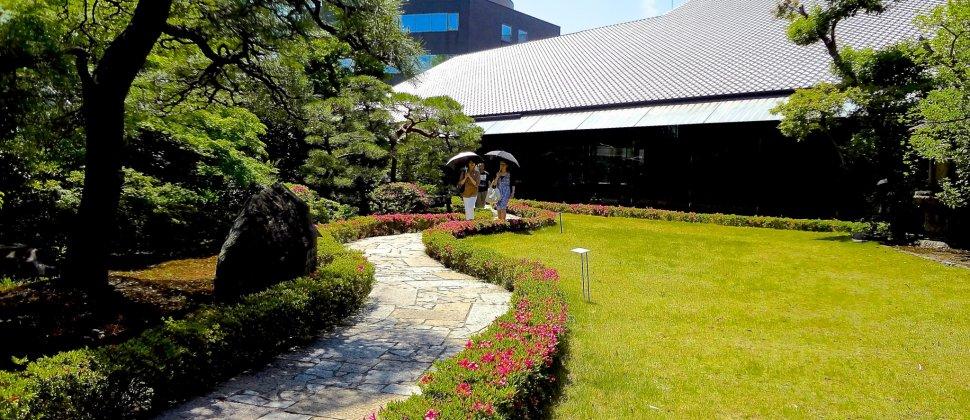 Museu e Jardim Nezu, Omotesando
