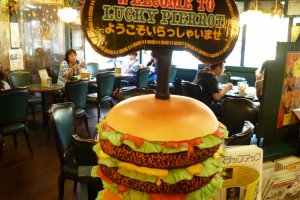 I wonder if they actually can make the burgers this big?