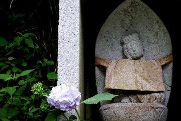 大安禅寺の仏像