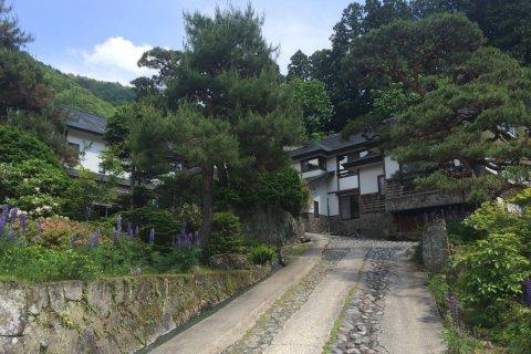 Shirabu Hot Springs in Yamagata - 1