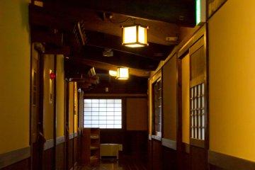 A Night in a Farmhouse in Aso