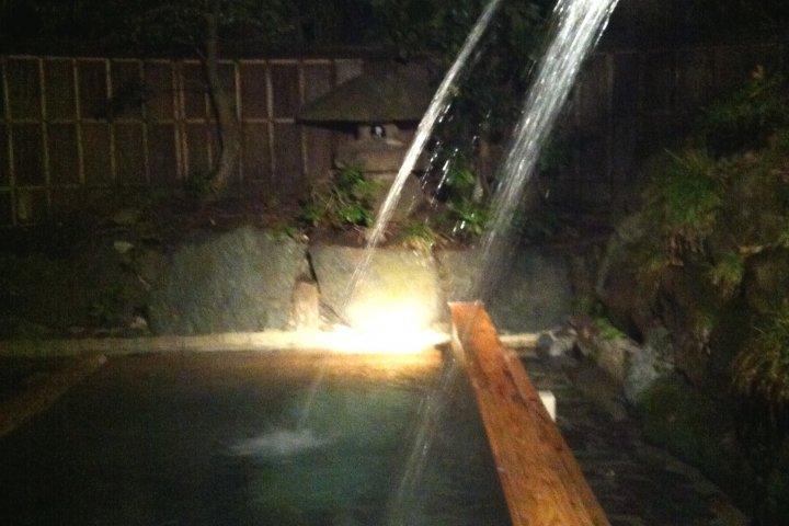 Satinoyu Onsen, Nasushiobara