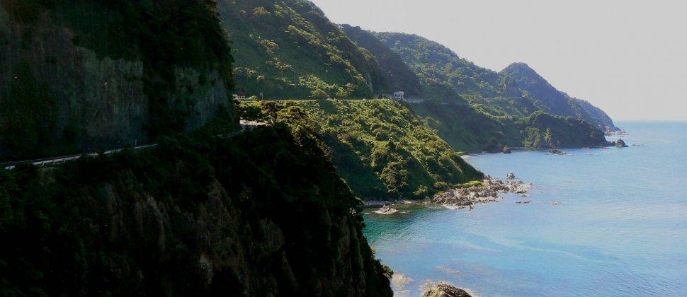 From Ine Village to Kotohiki Beach