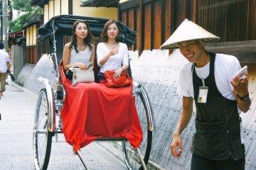 Menikmati Musim Panas di Kyoto