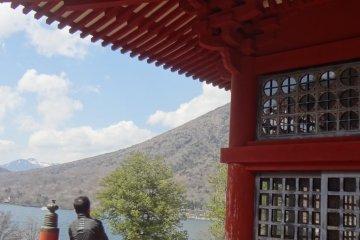 Nikko's Chuzen-ji Temple