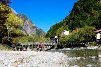 สะพานกัปปะ-บะชิ แห่งคะมิโคะชิ