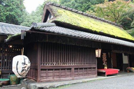 京都嵯峨鳥居本を歩く~1