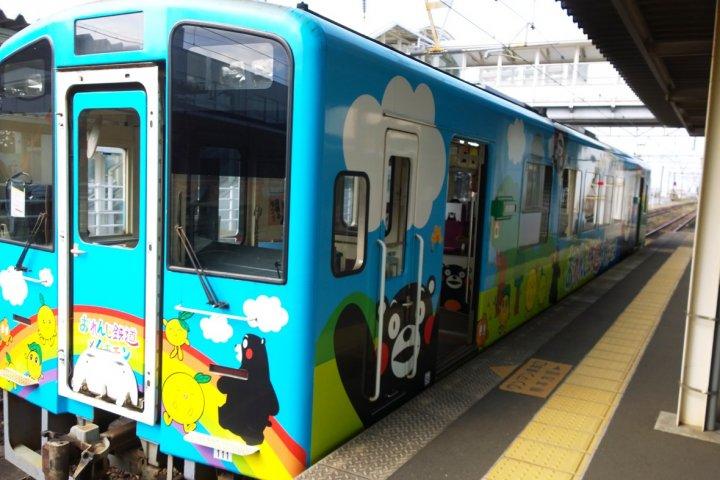 Hisatsu Orange Railway (肥薩おれんじ鉄道)