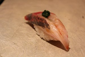 Aji - Japanese Horse Mackerel