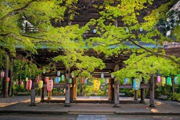 Temple Engaku-ji à Kamakura