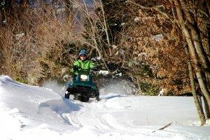 Take to the snow at Kitahiroshima