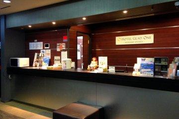Hotel Glad One in Minami Osaka