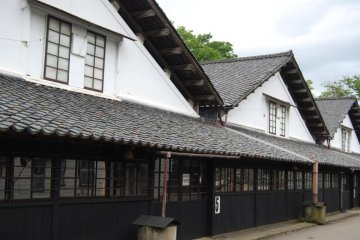 Sankyo Rice Warehouses