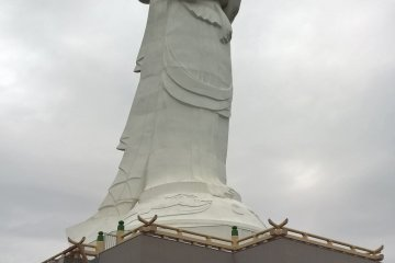 The Big Kannon in Kamaishi