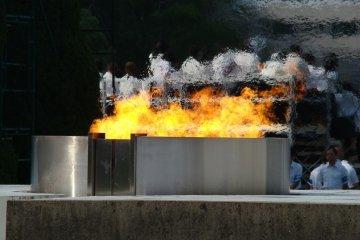 Hiroshima's Peace Memorial Ceremony