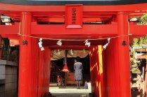 Sanctuaire Anamori Inari de Haneda
