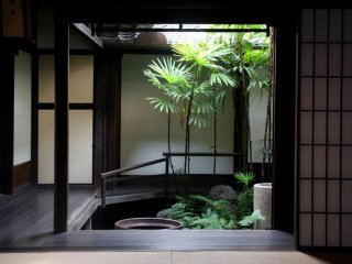 There are many open houses giving you a glimpse of traditional living in Japan