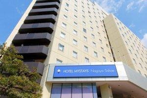 HOTEL MYSTAYS Nagoya-Sakae- Entrance