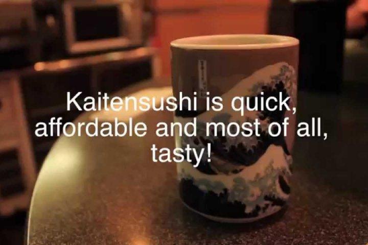 Kaitensushi là gì?
