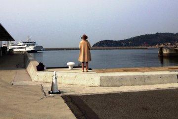Takamatsu to Kobe Ferry