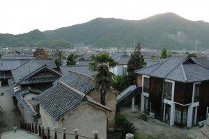 Takehara town