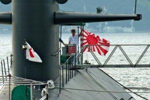submarine port kure