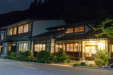 Un séjour au ryokan Kazeya