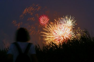 Itabashi & Saitama Summer Fireworks