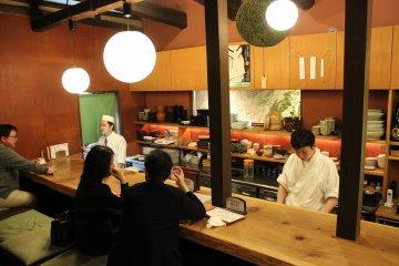 京都・居酒屋「いなせや」