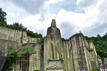 Utsunomiya's Heiwa Kannon Statue