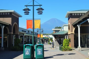 Shop at Gotemba's Premium Outlets