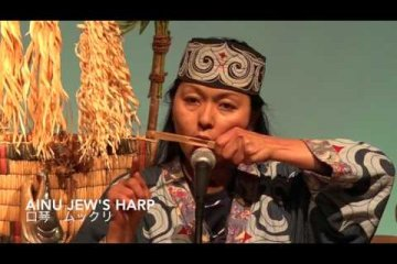 Ainu Traditional Dance