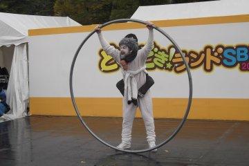 Piala dunia Daidogei: Di Taman