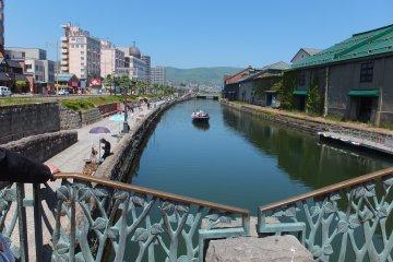 Otaru Port City
