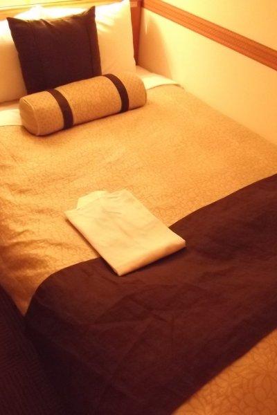 Tempat tidur yang nyaman