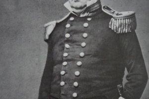 アメリカ東インド艦隊司令長官 マシュー・ペリー