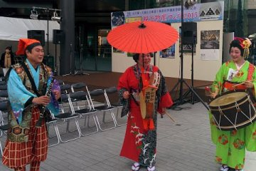 Toyama/Gifu Fair at Futako-Tamagawa