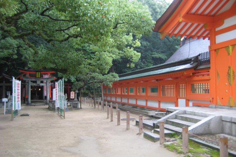 福冈住吉神社