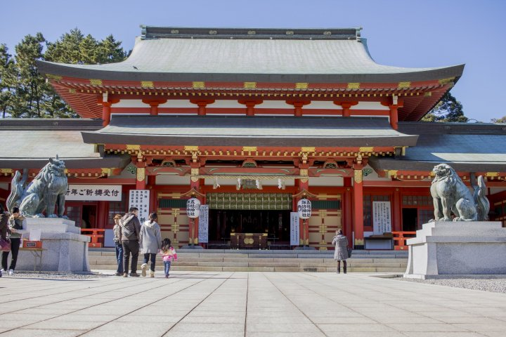 Gosha Shrine, Hamamatsu