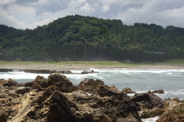 Nafune Coast and Sosogi Beach